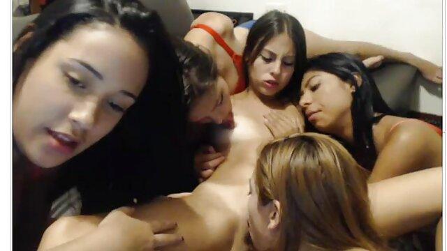 Hottie colombiano ver hentai español es golpeado en múltiples posiciones